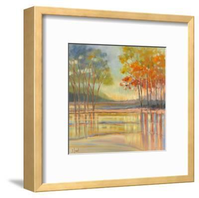 Flowing Water-Libby Smart-Framed Art Print