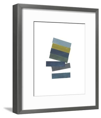 Levels III-Rob Delamater-Framed Art Print
