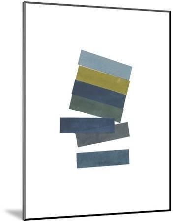 Levels III-Rob Delamater-Mounted Art Print