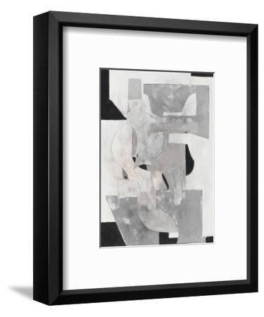 Guitar-Rob Delamater-Framed Art Print