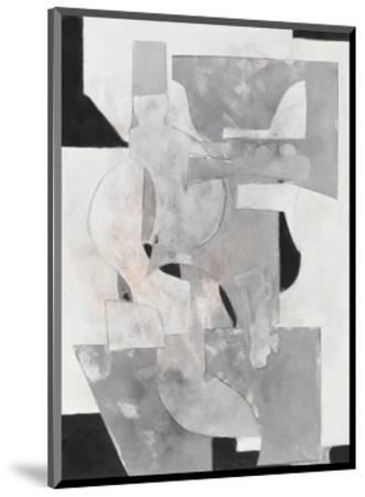 Guitar-Rob Delamater-Mounted Art Print