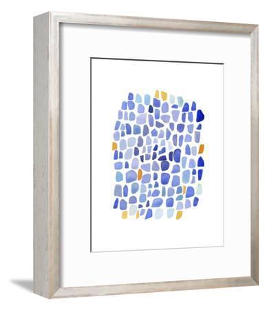 Series Collected No. I-Louise van Terheijden-Framed Art Print
