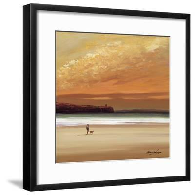 Musendon Temple-William Cunningham-Framed Giclee Print