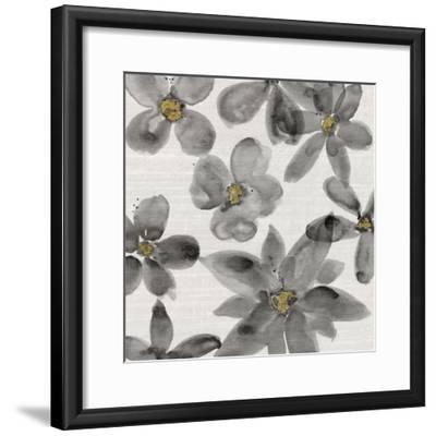 Floral Chorus I-Belle Poesia-Framed Giclee Print