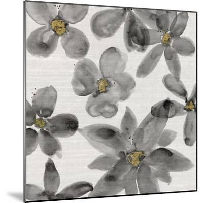 Floral Chorus I-Belle Poesia-Mounted Giclee Print