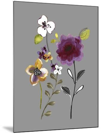 City Flowers IV-Sandra Jacobs-Mounted Giclee Print