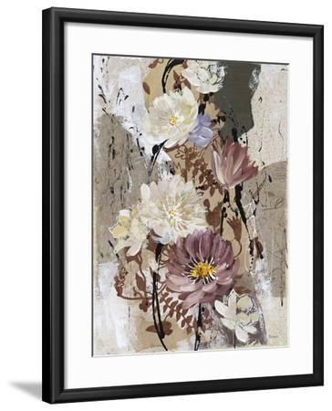 Floral Flair II-Bridges-Framed Giclee Print