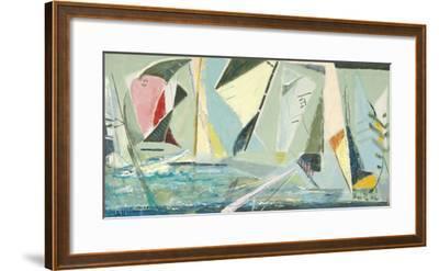 Windward Mark-Virginia J^ Ward-Framed Giclee Print