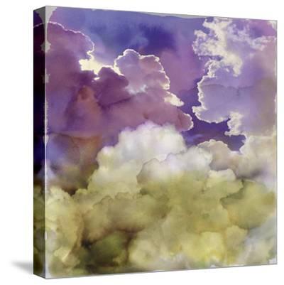Cloudscape I-Alan Lambert-Stretched Canvas Print