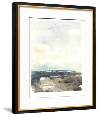 Tidal Horizon II-June Erica Vess-Framed Limited Edition