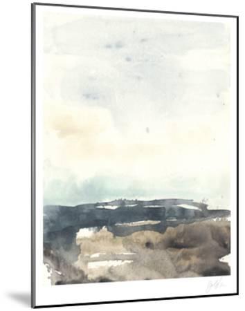 Tidal Horizon II-June Erica Vess-Mounted Limited Edition
