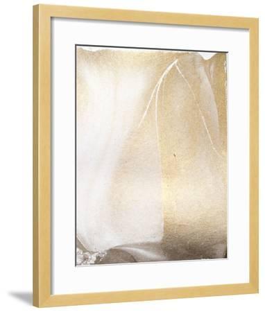 Gold Fusion IV-Julia Contacessi-Framed Art Print