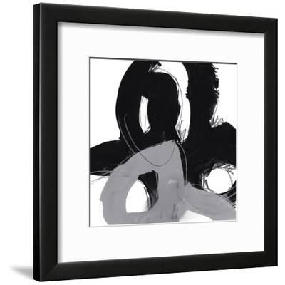 Monochrome II-June Erica Vess-Framed Art Print