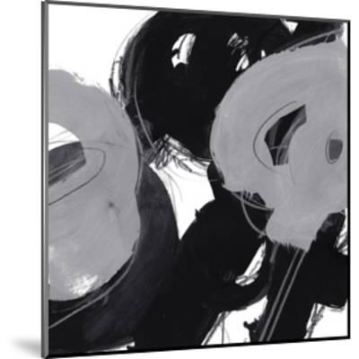 Monochrome V-June Erica Vess-Mounted Art Print