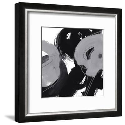 Monochrome V-June Erica Vess-Framed Art Print