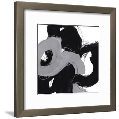 Monochrome VI-June Erica Vess-Framed Art Print