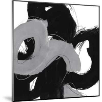 Monochrome VI-June Erica Vess-Mounted Art Print