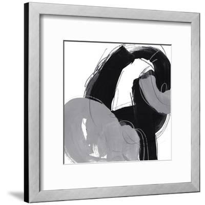 Monochrome IX-June Erica Vess-Framed Art Print