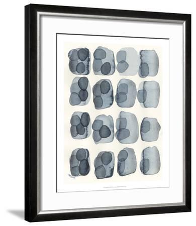 Indigo Four-Nikki Galapon-Framed Giclee Print