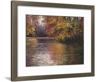 Shades of Fall-Mary Jean Weber-Framed Giclee Print