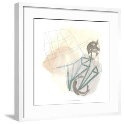 Infinite Object IV-June Erica Vess-Framed Giclee Print