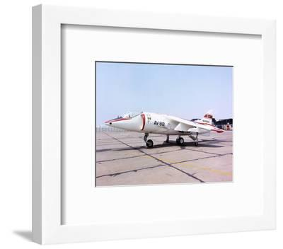 AV-8B Harrier II--Framed Art Print