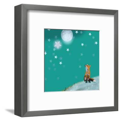 Fox-Claire Westwood-Framed Art Print