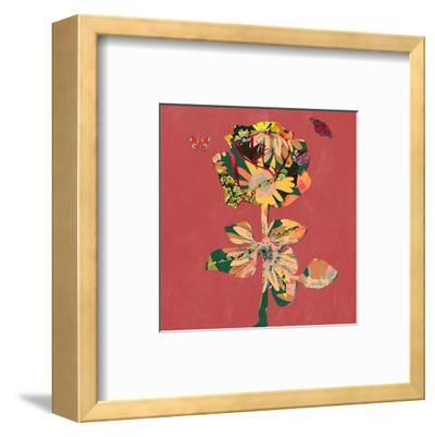 Flowers within Flowers-Claire Westwood-Framed Art Print