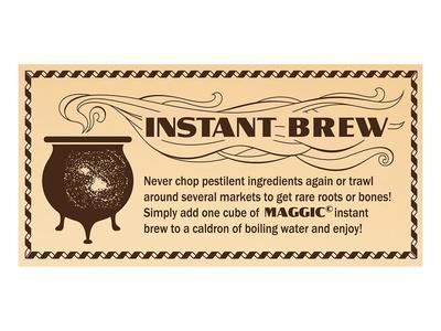Instant Brew--Framed Art Print