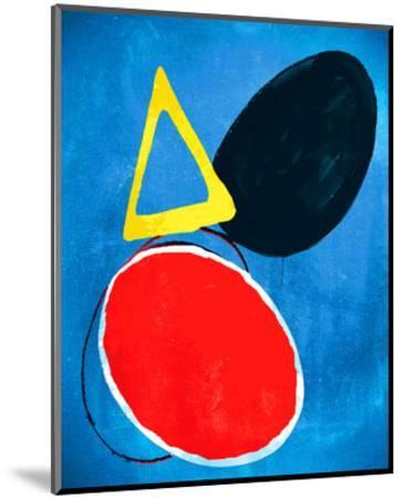 Genesis Form V-Petro Mikelo-Mounted Art Print
