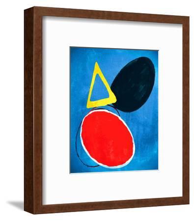 Genesis Form V-Petro Mikelo-Framed Art Print