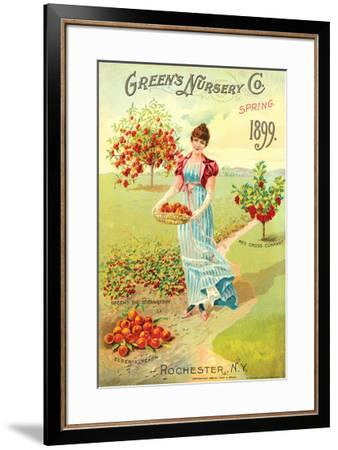 Green's Nursery Co  Rochester Premium Giclee Print by   Art com