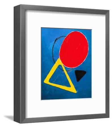 Genesis Form VII-Petro Mikelo-Framed Art Print