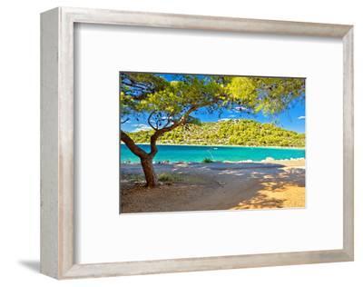 Murter Island Dalmatia Croatia--Framed Art Print
