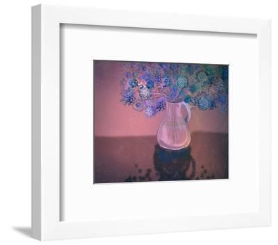 Vase 3-Claire Westwood-Framed Art Print
