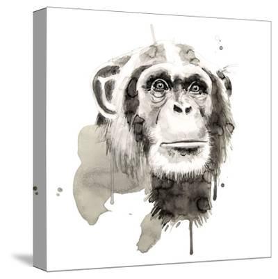 Chimp-Philippe Debongnie-Stretched Canvas Print