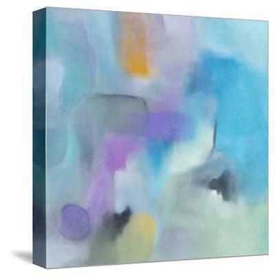 Picnic-Max Jones-Stretched Canvas Print