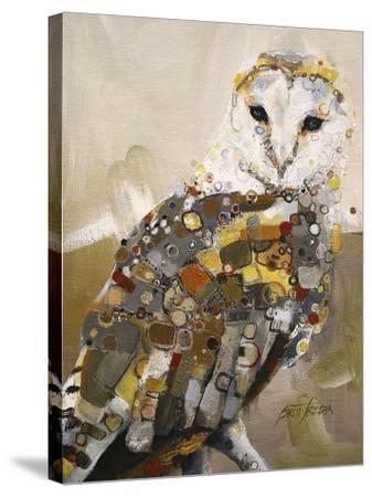 Luminous Barn 2-Britt Freda-Stretched Canvas Print