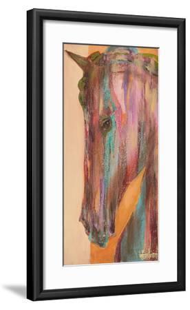 Horses-JC Pino-Framed Art Print