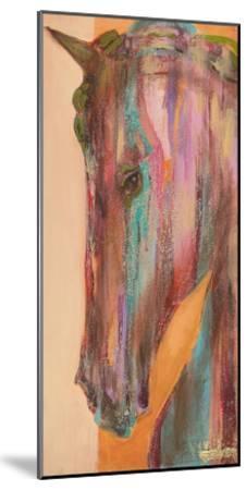 Horses-JC Pino-Mounted Art Print