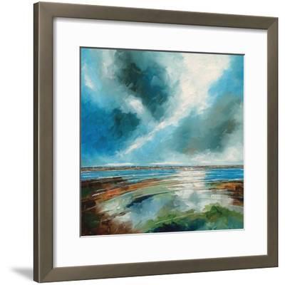 Salthouse View I-Stuart Roy-Framed Art Print