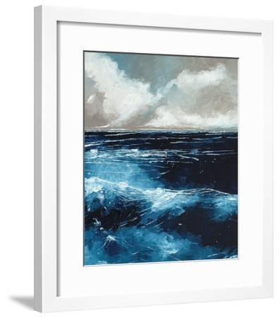 Rolling Sea-Stuart Roy-Framed Art Print