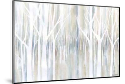Mystical Woods-Debbie Banks-Mounted Giclee Print