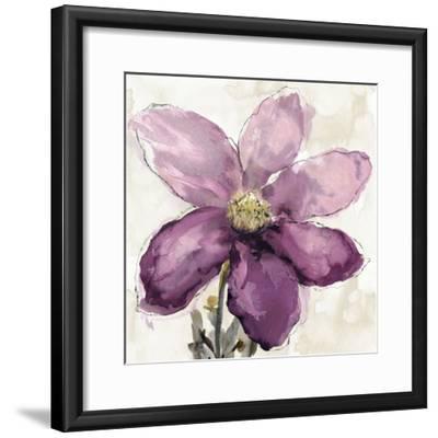Floral Wash II-Tania Bello-Framed Giclee Print