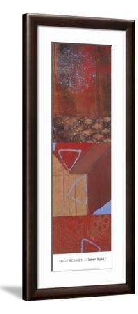 Geometric Illusions I-Leslie Bernsen-Framed Art Print