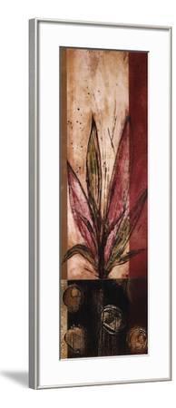 Germination II-Rosa Solano-Framed Art Print