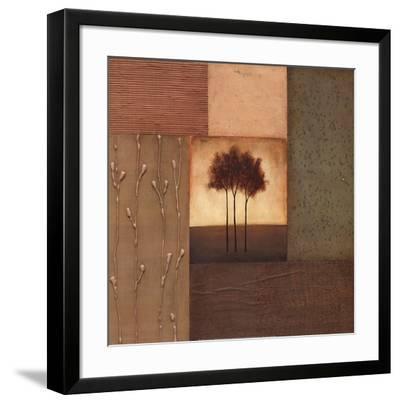 Illuminated I-Unknown-Framed Art Print