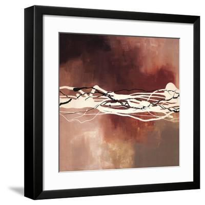 Copper Melody I-Laurie Maitland-Framed Art Print