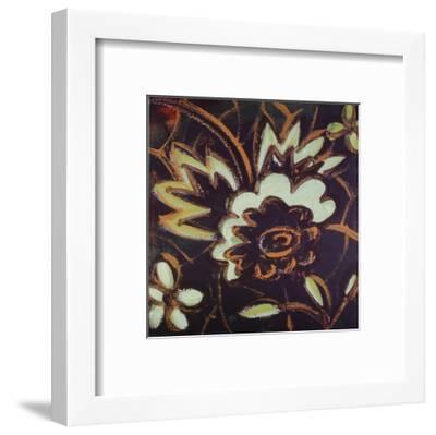 Floral Square IV-Gail Altschuler-Framed Art Print