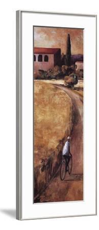 La Mar de Blat-Didier Lourenco-Framed Art Print